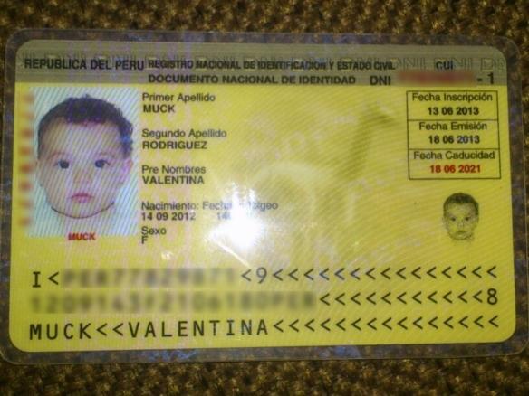 CUI Valentina