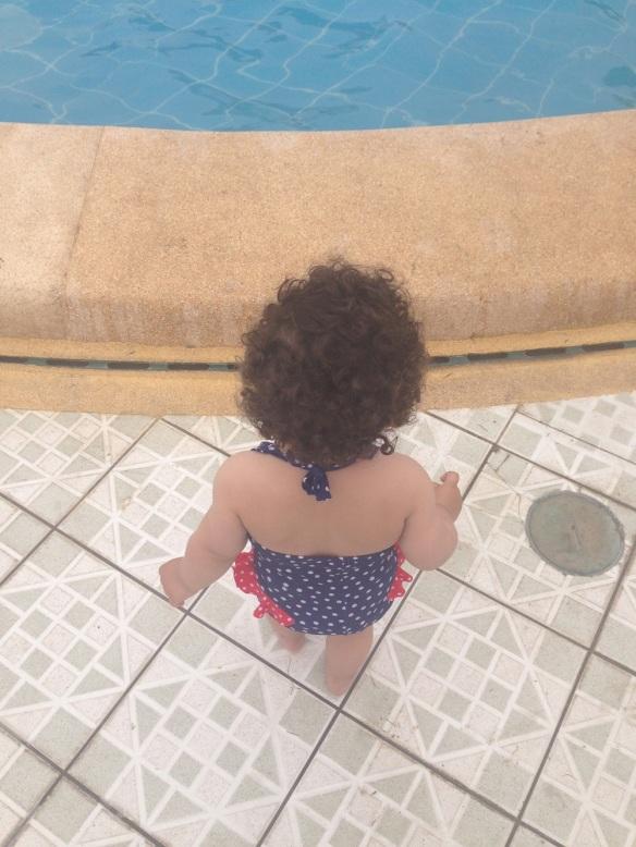 Valentina Ropa de baño de lunares