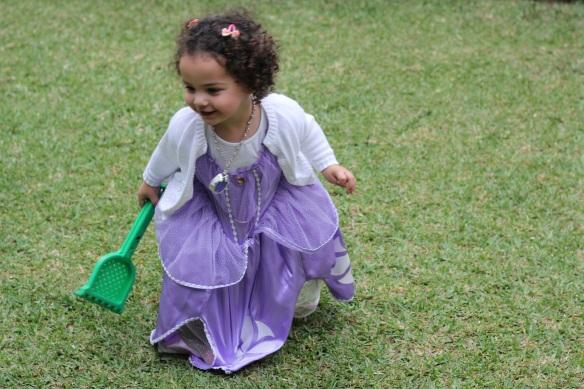 Valentina Halloween Princesa Sofia