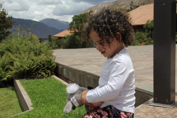 Valentina Tambo del Inka