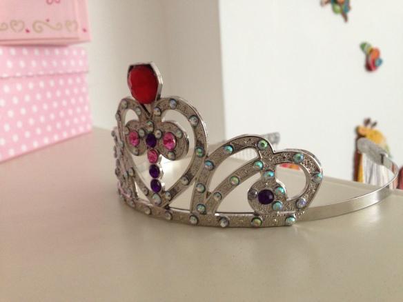 Corona Princesa Sofia