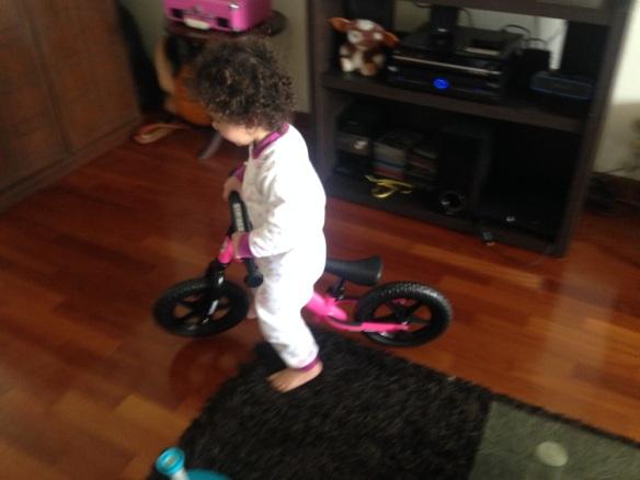 Valentina bicicleta