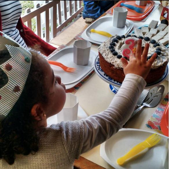 cumpleaños en el kinder