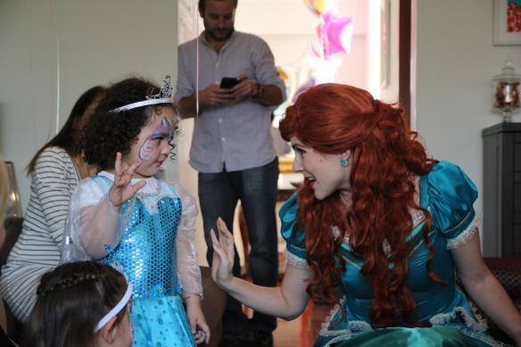 Valentina y Ariel 2