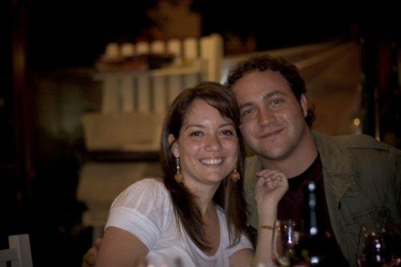 Vanessa y Jose Simon