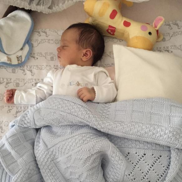Sebastian Dormido 1 mes