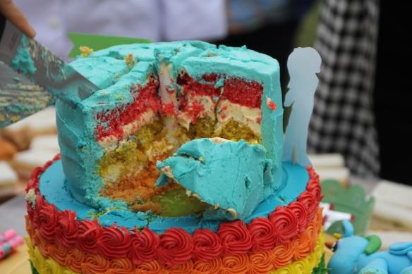 Torta Valentina