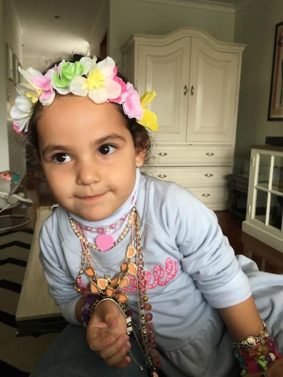 Valentina y sus joyas
