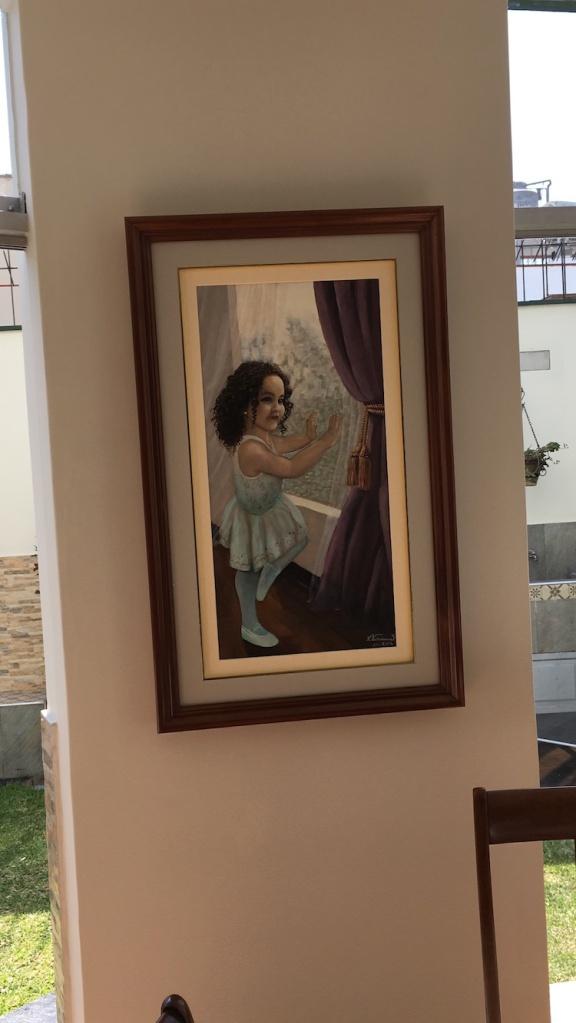 El cuadro de Valentina
